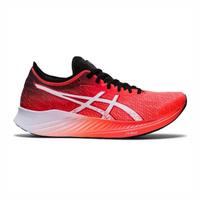 【asics 亞瑟士】Asics Magic Speed 2E 女 慢跑鞋 碳板 輕量 緩衝 回彈 寬楦 紅(1012A895-600)