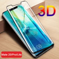 3D Curved Tempered Glass for Huawei Mate 20 Pro Screen Protector on Mate 20 X Mate20 Lite 20x Mate20pro Mate20x Protective Film