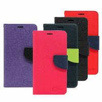 【愛瘋潮】99免運 現貨 皮套   Sony Xperia XA1 Ultra 經典書本雙色磁釦側翻可站立皮套 手機殼