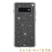 【美國CASE-MATE】Samsung Galaxy S10(Sheer Crystal 閃耀冰晶單層防摔手機保護殼)