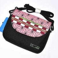 鬼滅之刃 禰豆子 手機側背包, 手機包, 錢包, 證件包 BANDAI日本正版