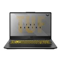 Asus | TUF Gaming A17 รุ่น FA706IH-H7041TS (17.3 inch/Ryzen 7-4800H/RAM16GB/1TB PCIe SSD/GTX 1650/WIN10)