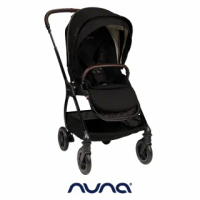 【nuna】Triv嬰兒手推車-Riveted 尊爵銅