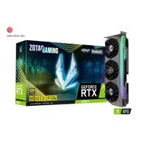 ZOTAC索泰 GAMING GeForce RTX3080 Ti AMP Holo 顯示卡[聊聊可議價]
