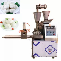 Bun Machine Fully Automatic Forming Pressed Flour Stuffing Xiao Long Bao Steamed Bread Multifunctional Food Equipment Commercial