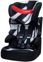 麗嬰兒童玩具館~納尼亞Nania 年度款0-7歲成長型汽車安全座椅-彩繪超值版