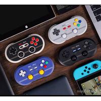 八位堂8Bitdo八位堂N30Pro2藍牙遊戲手柄 支持NS電腦手機 震動體感連發 3BMY
