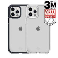 【ITSKINS】iPhone 12/mini/Pro/Pro Max SUPREME CLEAR-防摔保護殼