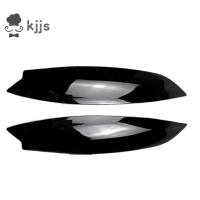 大眾GOLF MK5 GTI R 2005 2006 2007的汽車大燈眉毛眼皮裝飾蓋貼紙