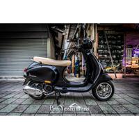 VXL 150 ABS Vespa 2020出廠 紅/白/藍/灰/黃/消光黑(想要什麼顏色歡迎詢問)