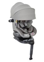 【愛吾兒】奇哥 Joie i-Spin 360™ 0-4歲全方位汽座 頂篷版-灰色(JBD06300A) i-Spin360 Canopy