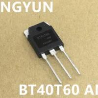 5 ชิ้น/ล็อตBT40T60ANFD BT40N60BNF BT40T60 BT40T60ANF TO-247 40A600V IGBTหลอดสำหรับเครื่องเชื่อม