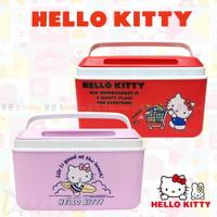 Hello Kitty 三麗鷗 行動保冰桶 兩款 正版授權