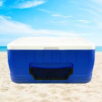 便攜保冷冰桶-100公升保冷桶 攜帶式保冷箱 保冰箱 保溫箱 保鮮箱 冰桶 釣魚箱(便攜保冷冰桶)