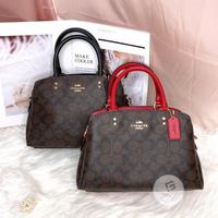 刷卡滿3千回饋5%點數 美國代購 台灣現貨 Coach 新款 黛妃包 斜背包 手提包