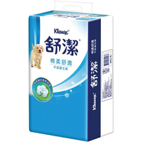 舒潔 平版衛生紙(300張*6包/串) [大買家]