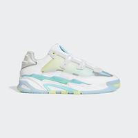 Adidas Niteball [S24137] 男 休閒鞋 運動 籃球風 經典 街頭 穿搭 避震 愛迪達 白藍