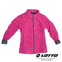 金英鞋坊~義大利第一品牌-LOTTO樂得 女款刷毛保暖外套 保暖1級 [65720] 桃粉特賣390元