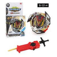 【限時折扣】超Z世代 Beyblade 爆裂陀螺 戰鬥陀螺B121 04 組裝陀螺玩具 戰神爆旋陀螺