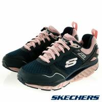 SKECHERS 女鞋 健走鞋 SRR PRO RESISTANCE 足底筋膜炎舒緩 88888338NVPK深藍 [陽光樂活] (C4)