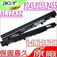 ACER 電池(原廠)-宏碁 AL12A32電池,AL12A72電池,E1-570G,E1-572G,E1-572P,E1-572PG,4ICR17/65,TZ41R1122