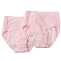 華歌爾 新伴蒂S型中腰內褲2件組
