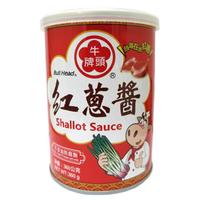 【Bull head 牛頭牌】紅蔥醬360g