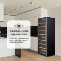 【CASO】180瓶裝酒櫃 德國 CASO 雙溫控紅酒櫃(SW-180)