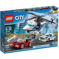 LEGO 樂高 CITY 城市系列 - LT60138 高速追捕 < JOYBUS >