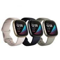 【Fitbit】SENSE 進階健康智慧手錶 運動手錶(公司貨)