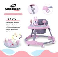 Spacebaby   SB-509 Baby Walker
