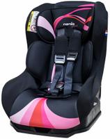 麗嬰兒童玩具館~年度新款-欣康SYNCON納尼亞Nania迷幻炫彩版汽座--法國原裝0-4歲汽車安全座椅