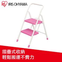 【IRIS】安全二階摺疊梯 OSU-2(折疊梯/摺疊梯/安全梯/扶手梯/工作梯/踏板梯)