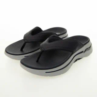【SKECHERS】男 健走系列 涼拖鞋 GOWALK ARCH FIT SANDAL(229022NVY)