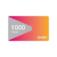 Gash Point 1000點 【經銷授權 APP自動發送序號】