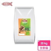 【KUCINTA 科西塔】貓糧-綜合海鮮 20kg 貓飼料 飼料(A002E23)