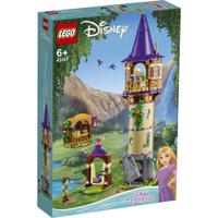 43187 LEGO 樂高 迪士尼公主系列 樂佩公主的高塔