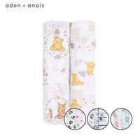 【aden+anais】迪士尼經典多功能包巾2入(4款)