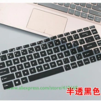 Ultra thin Soft Silicone Keyboard Cover Skin Protector For MSI GF63 8rd 8rc GS65 15.6 Inch Gaming Laptop GF 63 (2018 Release)