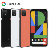 【Google】Pixel 4 XL 6.3吋智慧手機(6G/128G) -白/黑
