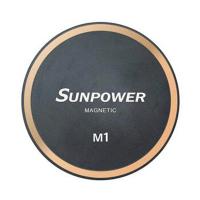 【SUNPOWER】M1 磁吸式 方型 濾鏡系統 鏡頭保護蓋 鏡頭蓋(湧蓮公司貨)