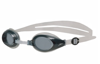SPEEDO  MARINER 近視 -1.5~-8.0 度數  泳鏡 黑-灰 SD8008513081【陽光樂活】