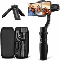 [2美國直購] 3-Axis Gimbal Stabilizer for iPhone 12 11 PRO MAX X XR XS Smartphone Vlog
