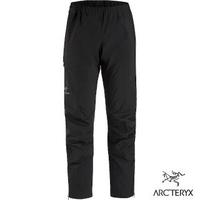 【Arcteryx 始祖鳥】女 GORE-TEX Beta LT 防水 長褲(黑)