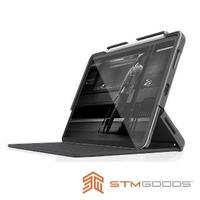 【STM】Dux Shell for Folio iPad Pro 12.9吋(專用軍規防摔殼 - 黑)