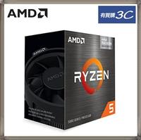 AMD Ryzen 5-5600G 3.9GHz 六核心 中央處理器