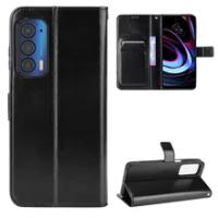 For Motorola Edge 2021 Case Flip Luxury PU Leather Phone Case For Motorola Moto Edge 2021 Phone Case