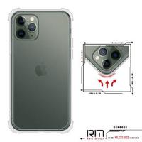 【RedMoon】APPLE iPhone 11 Pro Max 6.5吋 軍事級防摔軍規手機殼