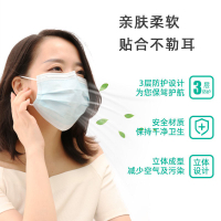 恒明一次性 醫用 醫療醫生醫護專用夏季薄獨立包裝三層外科 口罩 兒童