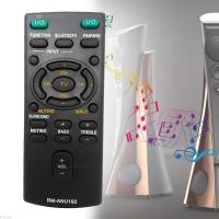 替換 Sony Soundbar Rm-Anu191 Ht-Ct60Bt Sa-Ct60Bt 的遠程 Rm-Anu192